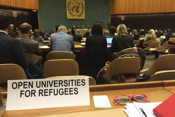 UNHCR High Commissioner's Dialogue - Children on Move