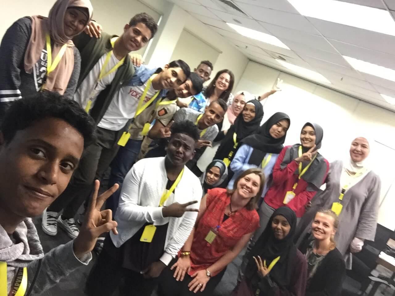 Second cohort of CERTE Bridge course took off at Monash University, Malaysia on 4th October 2017