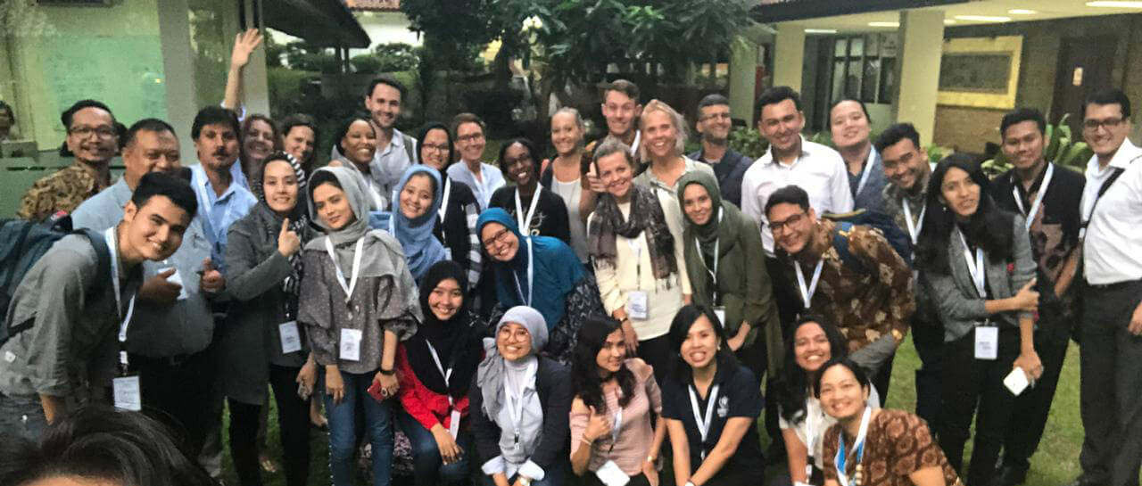 3C Forum was co-hosted with UNHCR at the University of Indonesia on 19th September 2018